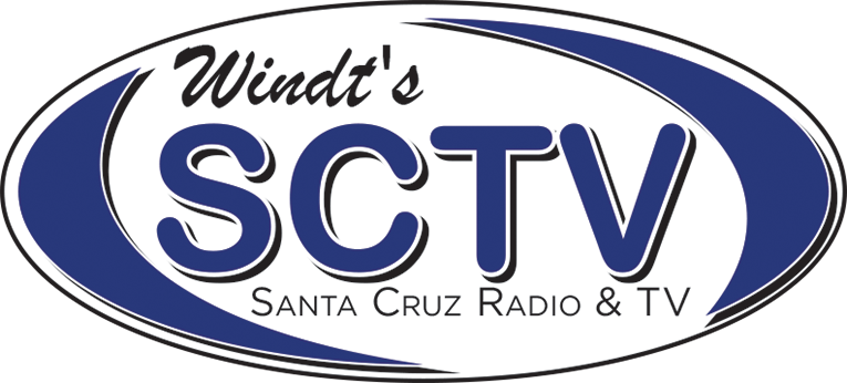 Windt's Santa Cruz Radio & TV Logo